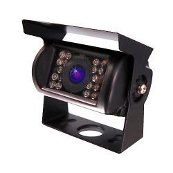 Heavy-Duty Color CCD Camera , 600TVL, 12VDC <br>Model: CL20