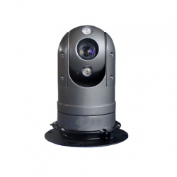 HD Super Long Distance Vehicle Roof Top Camera DVR <br>Model: V600