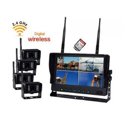 Wireless Rugged Camera